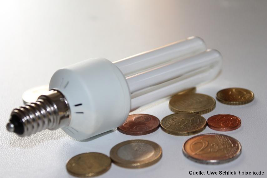 Inflation Strom teuer