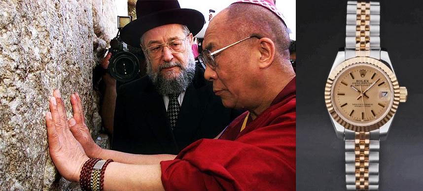 Rolex Dalai Lama